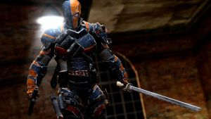 Deathstroke by dumbass333