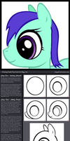 Ponytorial - Drawing heads the magic way by VaneFox