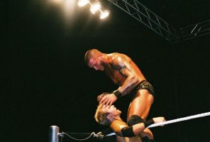 Randy Orton vs Christian 7-16-11 by rkogirl1