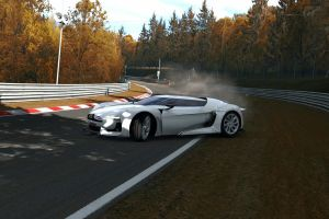 Nurburgring GT5 by whendt