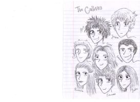 The Cullens by Eveliien