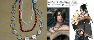 LuLu's Necklace Set by witch13888
