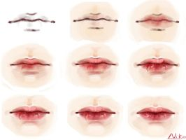 Tutorial lips by Niko-TK