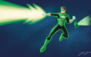 In Brightest Day.... by BoukenRed