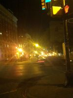 City Lights by Lauraxlivewire