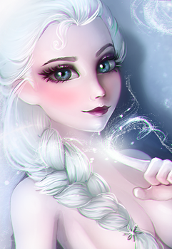 Elsa by korert