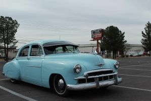 Robin's Egg Chevrolet by KyleAndTheClassics