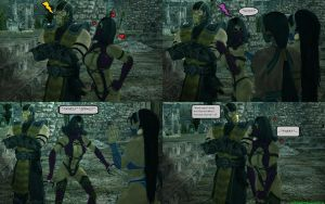 MK9 - Mileena Doesn't Share by tankhawk500
