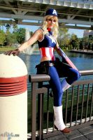 Captain America - Liberty by Cortana2552