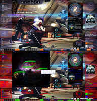 Mass Effect 3 Rainmeter Skin V: 3.3 by Melllin