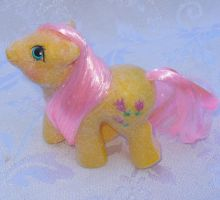 So-Soft Baby Poesy Little Pony by mayanbutterfly
