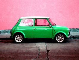 LAst MIni COoper by pLayBbiUm