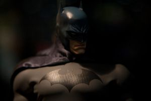 Batman Figure #1 by eastphoto99
