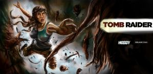 3rd entry for tomb raider reborn contest by earthwormnistic