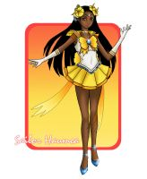 Sailor Haumea by flynnbean