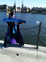 Eridan and his Crosshairs by envoysoldier