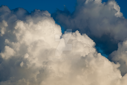 Clouds by dworld