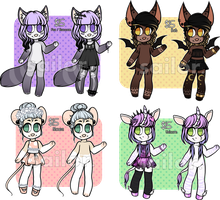 BIG ADOPT BATCH:: $15 by s-ailor