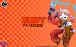 Ruby Fly-Sky-High Wallpaper by Arkus0