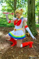 Super Sailor Moon Cosplay by SailorSamara