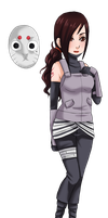 ::Bijin ANBU Outfit:: by Myttchi