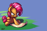 Babs Seed's Quest (ED ATG 2015 Day 9) by OneGutsyPony