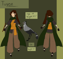 Tuyen - Lv 4 by hyperionwitch
