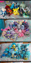 A Pokedoll Rainbow by Fishlover