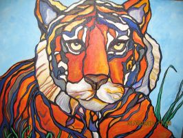Tiger by MadMaxMama