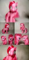 Pinkamena Dianne Pie G4 Custom by Oak23
