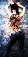 Girl with the Dragon Tattoo by KittyKati727