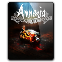 Amnesia: A Machine for Pigs Icon2 by dylonji