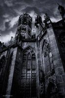 Cathedral of Freiburg by DREAMCA7CHER
