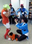 AX11-Cheren Proposes to Bianca by moonymonster