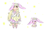 Lacey Bunny by RedvelvetPierrot