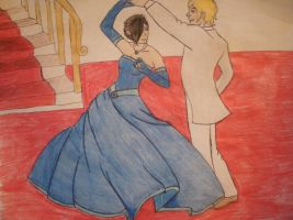 May I have this dance? by Ginger-Goddess