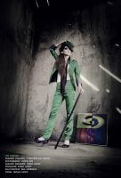 VillainsCollection:The Riddler by chipil
