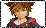 Sora Stamp by WOLFBLADE111