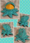 Gift: Tucker Octopi Plushie Keychain by mihijime