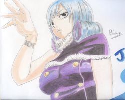 FT Juvia by nboateng