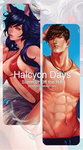 Preview: Halcyon by juhaihai