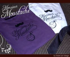 MM Gentleman Shirt Logo by Marki-san-Design