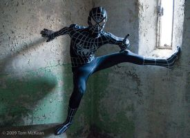 Spiderman Suit by FredHall23