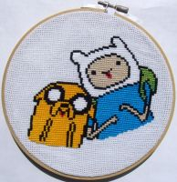 Finn and Jake by Symphonicon