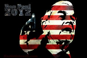 Give me Liberty Give me Ron Paul by Bartistictouch