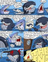 Fame CanBeA Whale of a Problem by NewtMan