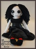 Gothic-doll-tristessa by Strange-Little-Girls