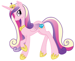 Princess Cadance by katiewhy