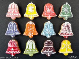 Christmas Bells by PaSt1978