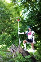 Eternal Sailor Pluto by adaman77